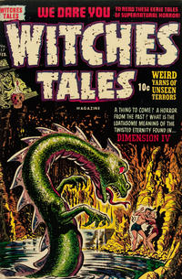 Cover Thumbnail for Witches Tales (Harvey, 1951 series) #17