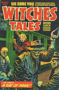 Cover Thumbnail for Witches Tales (Harvey, 1951 series) #22