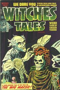 Cover Thumbnail for Witches Tales (Harvey, 1951 series) #23