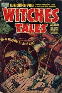 Cover Thumbnail for Witches Tales (Harvey, 1951 series) #25