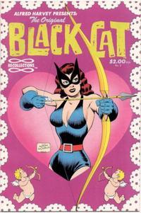 Cover Thumbnail for The Original Black Cat (Lorne-Harvey, 1988 series) #2