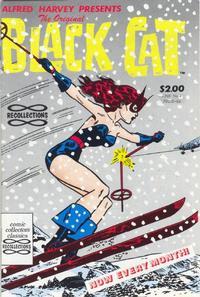 Cover Thumbnail for The Original Black Cat (Lorne-Harvey, 1988 series) #4
