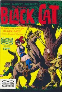 Cover Thumbnail for The Original Black Cat (Lorne-Harvey, 1988 series) #5