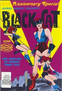 Cover Thumbnail for The Original Black Cat (Lorne-Harvey, 1988 series) #6