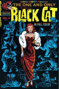 Cover Thumbnail for The Original Black Cat (Lorne-Harvey, 1988 series) #9