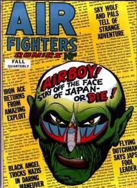Cover Thumbnail for Air Fighters Comics (Hillman, 1941 series) #v2#8 [20]