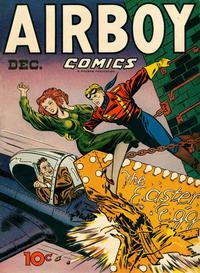 Cover Thumbnail for Airboy Comics (Hillman, 1945 series) #v3#11 [34]