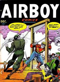 Cover Thumbnail for Airboy Comics (Hillman, 1945 series) #v4#11 [46]