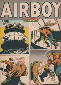 Cover Thumbnail for Airboy Comics (Hillman, 1945 series) #v5#3 [50]