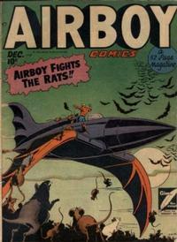 Cover Thumbnail for Airboy Comics (Hillman, 1945 series) #v5#11 [58]