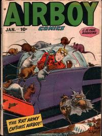 Cover Thumbnail for Airboy Comics (Hillman, 1945 series) #v5#12 [59]