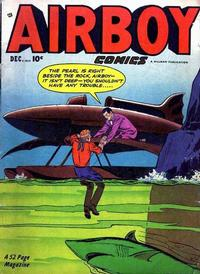 Cover Thumbnail for Airboy Comics (Hillman, 1945 series) #v7#11 [82]