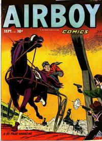 Cover Thumbnail for Airboy Comics (Hillman, 1945 series) #v8#8 [91]