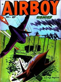 Cover Thumbnail for Airboy Comics (Hillman, 1945 series) #v8#11 [94]