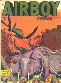 Cover Thumbnail for Airboy Comics (Hillman, 1945 series) #v8#12 [95]