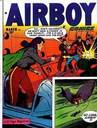 Cover Thumbnail for Airboy Comics (Hillman, 1945 series) #v9#2 [97]