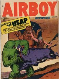 Cover Thumbnail for Airboy Comics (Hillman, 1945 series) #v9#3 [98]