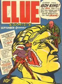 Cover Thumbnail for Clue Comics (Hillman, 1943 series) #v1#5 [5]