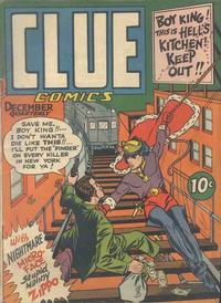 Cover Thumbnail for Clue Comics (Hillman, 1943 series) #v1#6 [6]