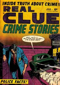 Cover Thumbnail for Real Clue Crime Stories (Hillman, 1947 series) #v6#5 [65]
