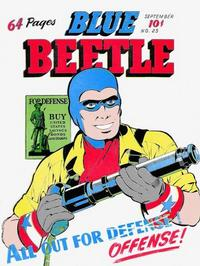 Cover Thumbnail for Blue Beetle (Holyoke, 1942 series) #25