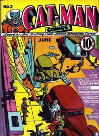 Cover for Cat-Man Comics (Temerson / Helnit / Continental, 1941 series) #v1#7 (2)