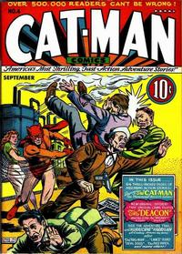 Cover Thumbnail for Cat-Man Comics (Temerson / Helnit / Continental, 1941 series) #v1#9 (4)