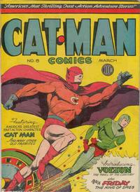 Cover Thumbnail for Cat-Man Comics (Holyoke, 1942 series) #v2#13 (8)