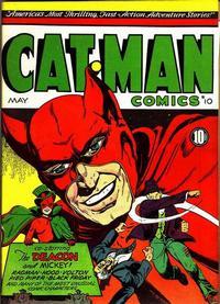 Cover Thumbnail for Cat-Man Comics (Holyoke, 1942 series) #v2#15 (10)