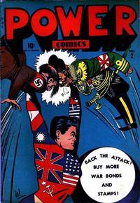 Cover Thumbnail for Power Comics (Narrative, 1945 series) #2
