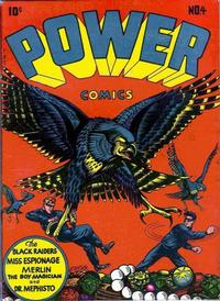 Cover Thumbnail for Power Comics (Narrative, 1945 series) #4