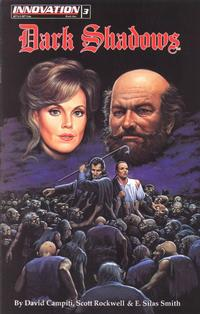 Cover Thumbnail for Dark Shadows: Book One (Innovation, 1992 series) #3