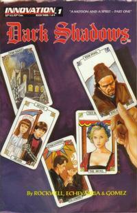 Cover Thumbnail for Dark Shadows: Book Three (Innovation, 1993 series) #1