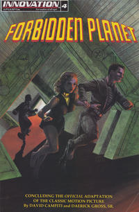 Cover Thumbnail for Forbidden Planet (Innovation, 1992 series) #4