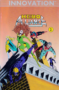 Cover Thumbnail for Hero Alliance (Innovation, 1989 series) #2
