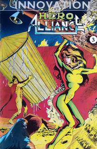 Cover Thumbnail for Hero Alliance (Innovation, 1989 series) #3