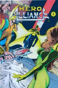 Cover Thumbnail for Hero Alliance (Innovation, 1989 series) #4