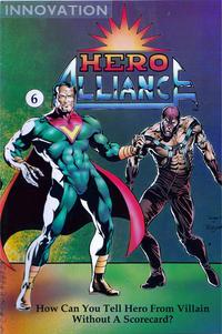Cover Thumbnail for Hero Alliance (Innovation, 1989 series) #6