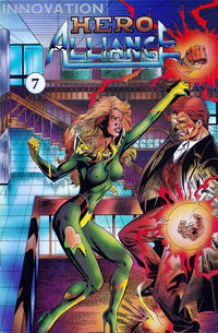 Cover Thumbnail for Hero Alliance (Innovation, 1989 series) #7