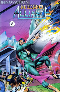 Cover Thumbnail for Hero Alliance (Innovation, 1989 series) #8