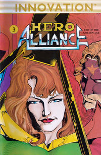 Cover Thumbnail for Hero Alliance: End of the Golden Age (Innovation, 1989 series) #3