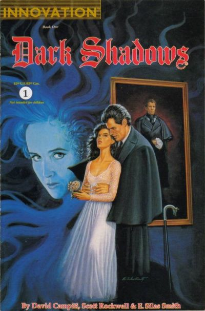 Cover for Dark Shadows: Book One (Innovation, 1992 series) #1