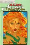 Cover for Hero Alliance Quarterly (Innovation, 1991 series) #2