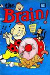 Cover for The Brain (I. W. Publishing; Super Comics, 1958 series) #3