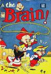 Cover for The Brain (I. W. Publishing; Super Comics, 1958 series) #14