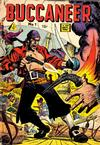 Cover for Buccaneer (I. W. Publishing; Super Comics, 1958 series) #1