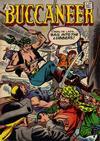 Cover for Buccaneer (I. W. Publishing; Super Comics, 1958 series) #8