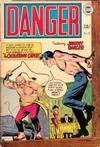 Cover for Danger (I. W. Publishing; Super Comics, 1963 series) #11