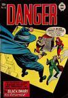 Cover for Danger (I. W. Publishing; Super Comics, 1963 series) #12