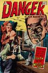 Cover for Danger Is Our Business (I. W. Publishing; Super Comics, 1958 series) #9